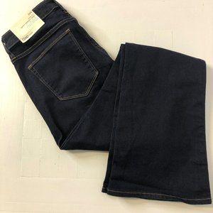 Gap Curvy Perfect Boot Dark Rinsed Wash Jeans